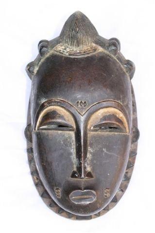 Masques Baoulé