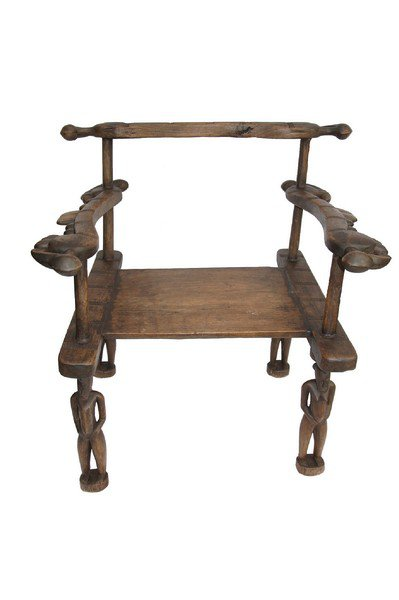 Chaise de Trône